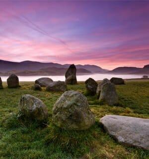 Castle Stone Rigg Circle