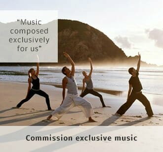 Commission exclusive music for your projects