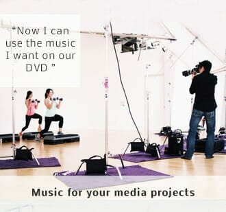 Royalty free music for your media projects